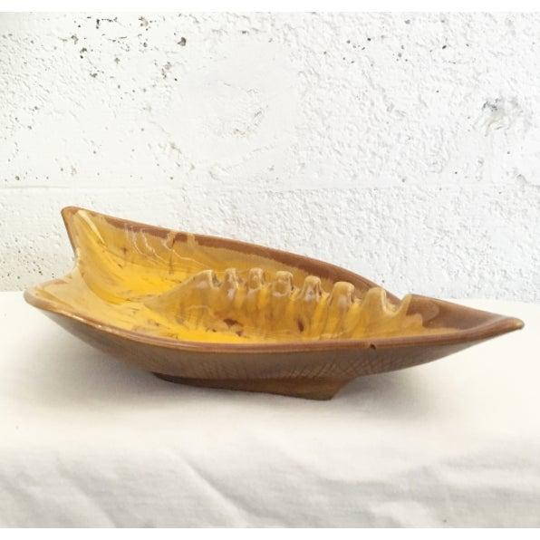 Modern Boomerang Marbled Ashtray - Image 5 of 9