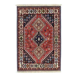 1990s Persian Yalamenh Rug For Sale