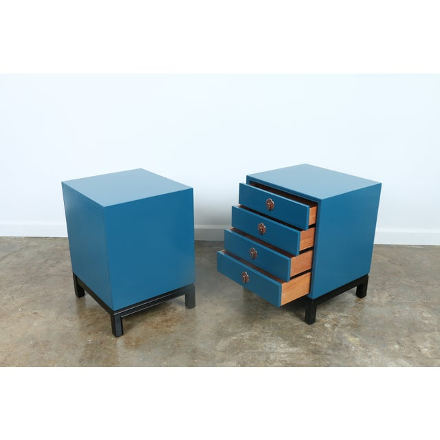 Landstrom Furniture Nightstands - A Pair - Image 8 of 11