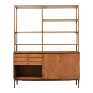 Mid 20th Century Paul McCobb Room Divider/Cabinet For Sale