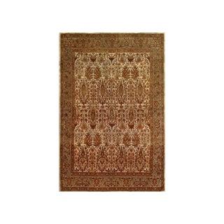 Rare Antique Tabriz Persian Rug For Sale