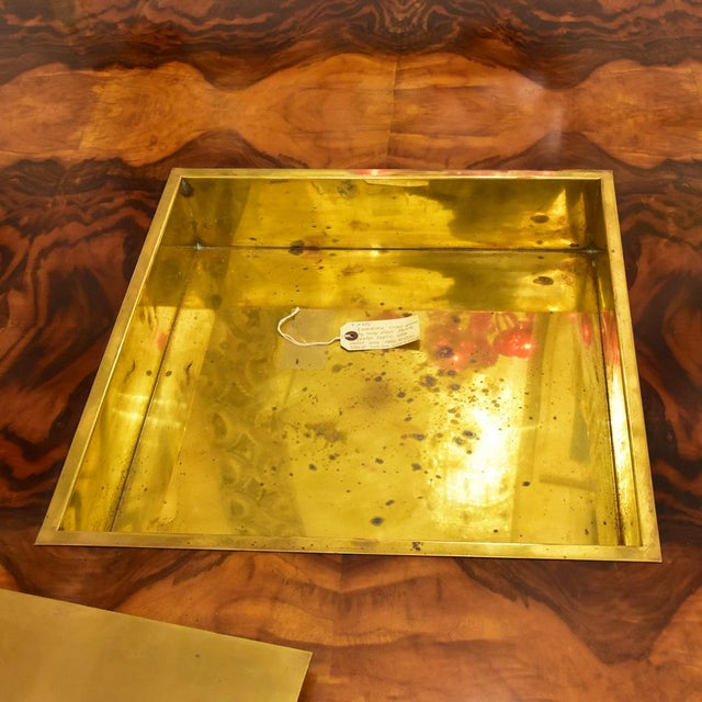 Brown Willy Rizzo Dining Table For Sale - Image 8 of 10