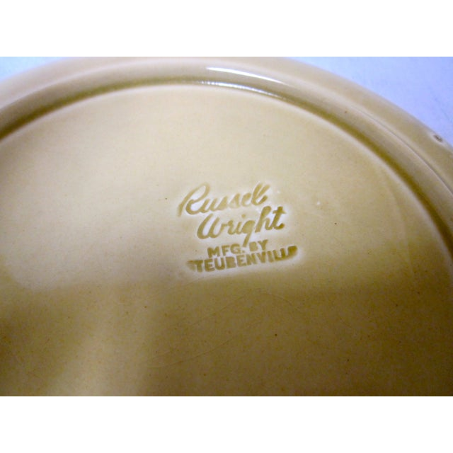Russel Wright Steubenville Plates - Set of 12 - Image 10 of 11