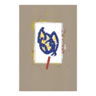 Glenn Goldberg-Lincoln Center Out Of Doors-1990 Serigraph-SIGNED For Sale