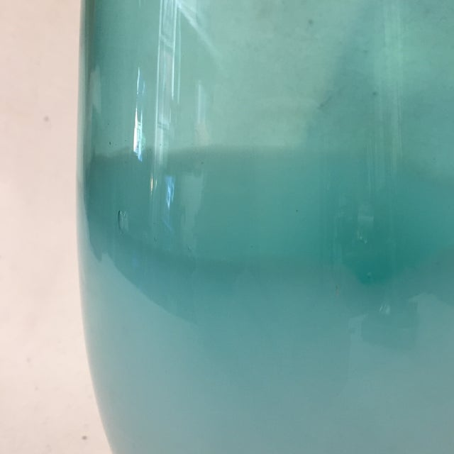Beautiful Large Glass Vase - Image 6 of 8