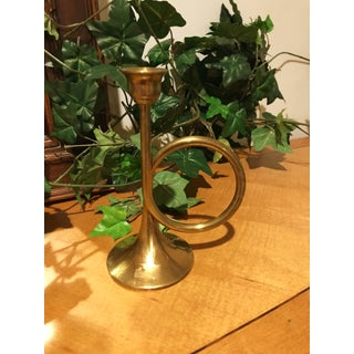 1950s Brasa Horn Candleholders - Set of 5 Preview