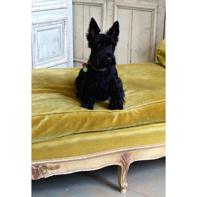 French Early 20th Century Louis XV Style Daybed For Sale - Image 9 of 10