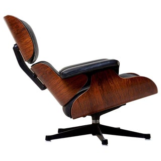 Classic Lounge Chair by Ray and Charles Eames for Herman Miller, 1970s For Sale