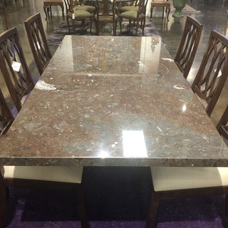 Italian Contemporary Stone Dining Table Preview