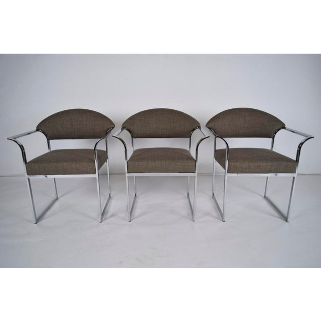 Mid-Century Modern Dining Chairs - Set of 6 - Image 3 of 9