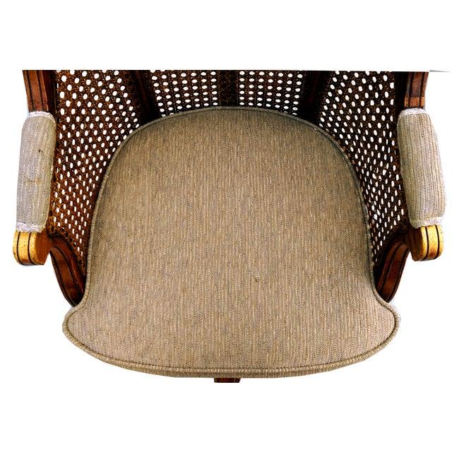 Faultless Doerner Bergère Office Chair - Image 6 of 9