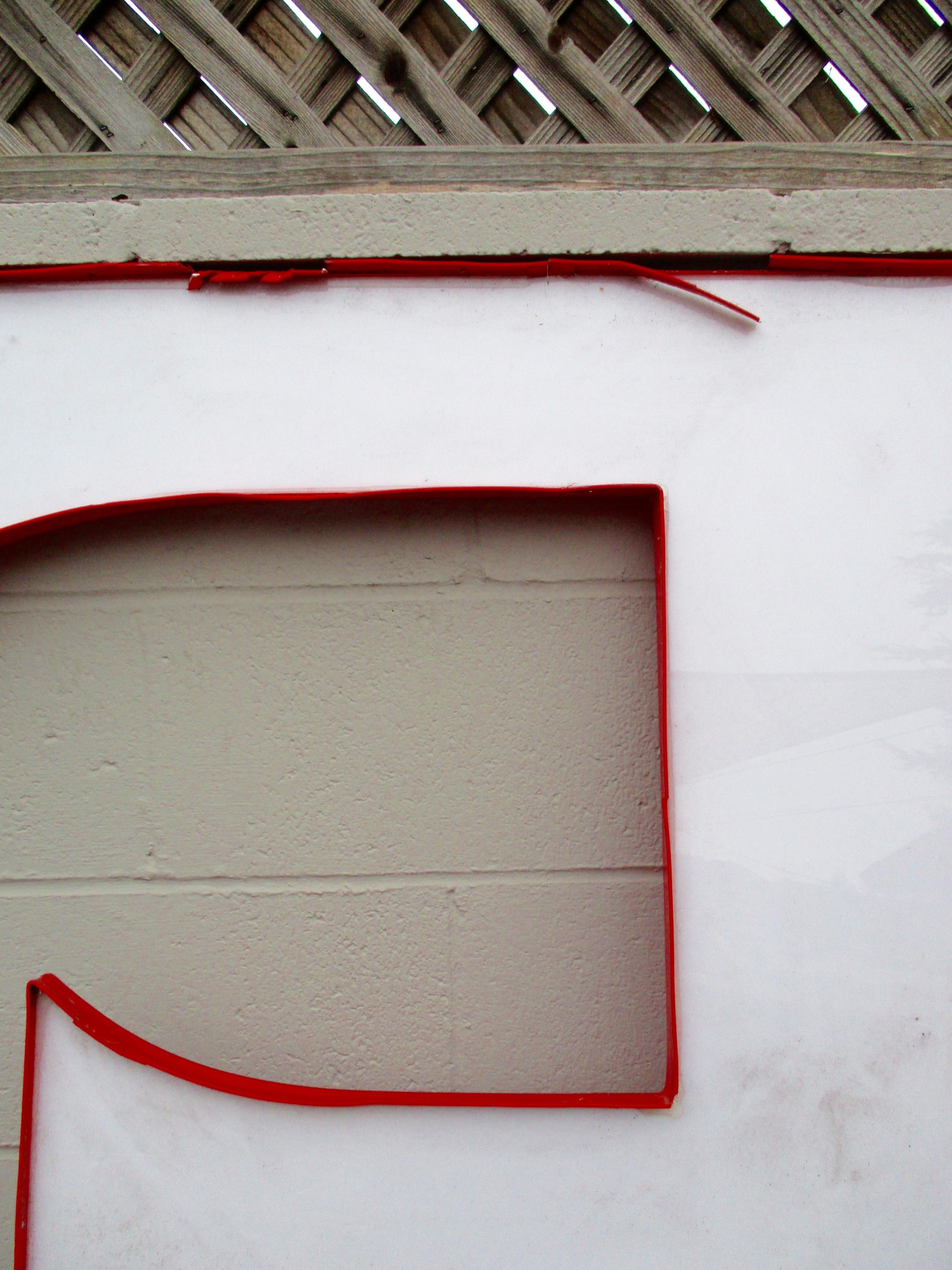 S F San Francisco California Pop Art Prop   S/2 Sign Letters   Image 6