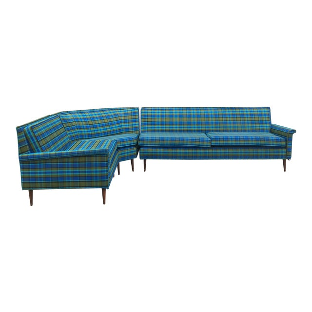 Sensational 1960S Vintage Piece Harvey Probber Style Sectional Gamerscity Chair Design For Home Gamerscityorg