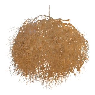 Handcrafted Tumbleweed Chandelier For Sale