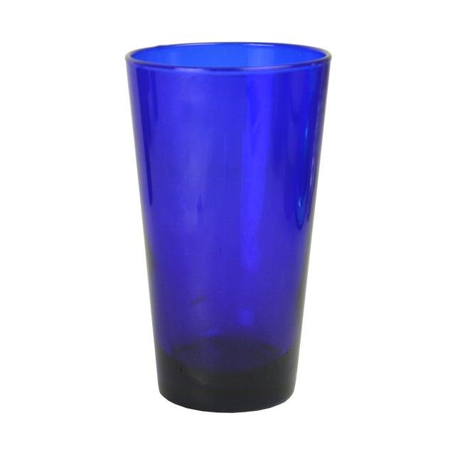 Vintage Cobalt Cocktail Glasses - 5 - Image 2 of 4