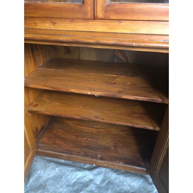 Country Kitchen Cupboard Cabinet With Lots of Storage For Sale - Image 11 of 12
