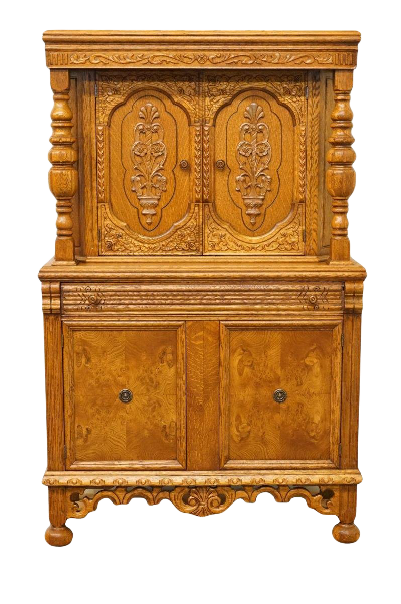 - Vintage & Used Storage Cabinets & Cupboards For Sale Chairish