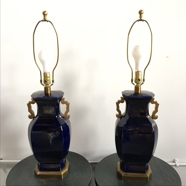 Paul Hansen Table Lamps - A Pair - Image 3 of 5