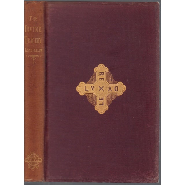 The Divine Tragedy by Henry Wadsworth Longfellow - Image 1 of 3