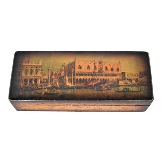 Vintage Italian Trinket Box For Sale
