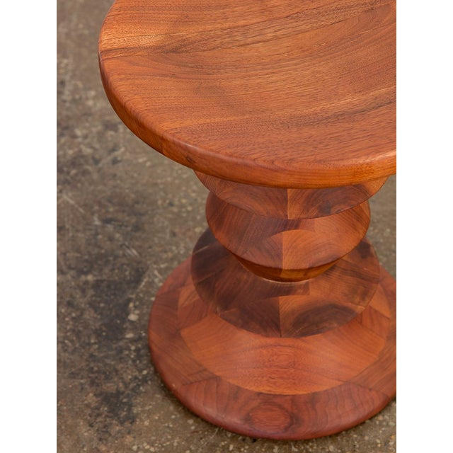 """Mid-Century Modern Eames Time Life Stool """"C"""" For Sale - Image 3 of 8"""