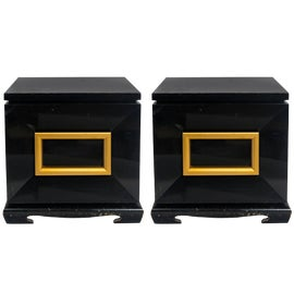 Image of Art Deco Side Tables