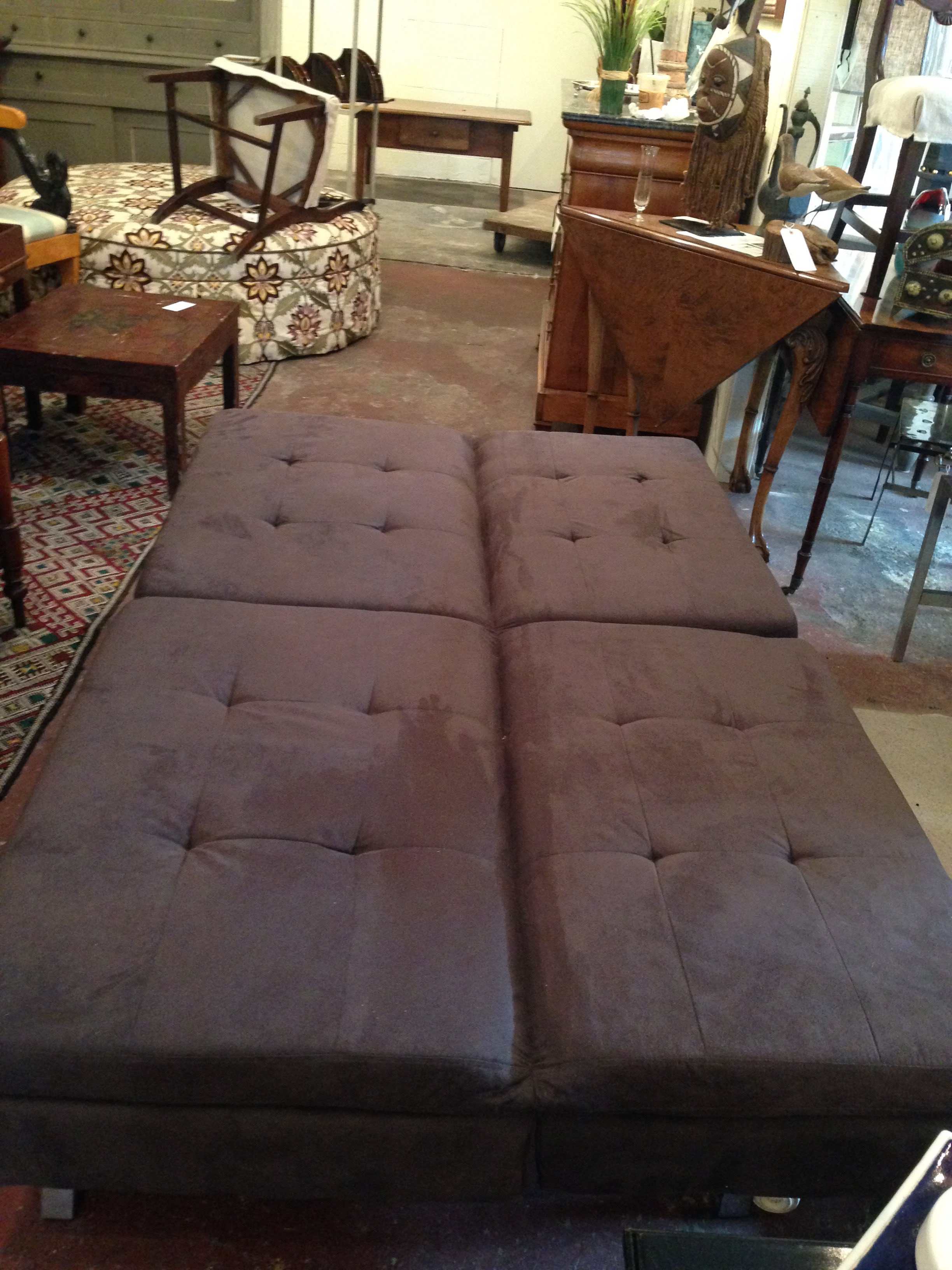 Microsuede Sofa Bed Chai Microsuede Sofa Bed Ping Great