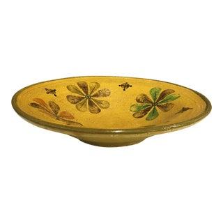 Bitossi Provenzale Ceramic Bowl For Sale