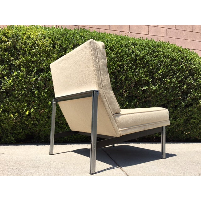 Florence Knoll Parallel Bar Lounge Chair - Image 5 of 6