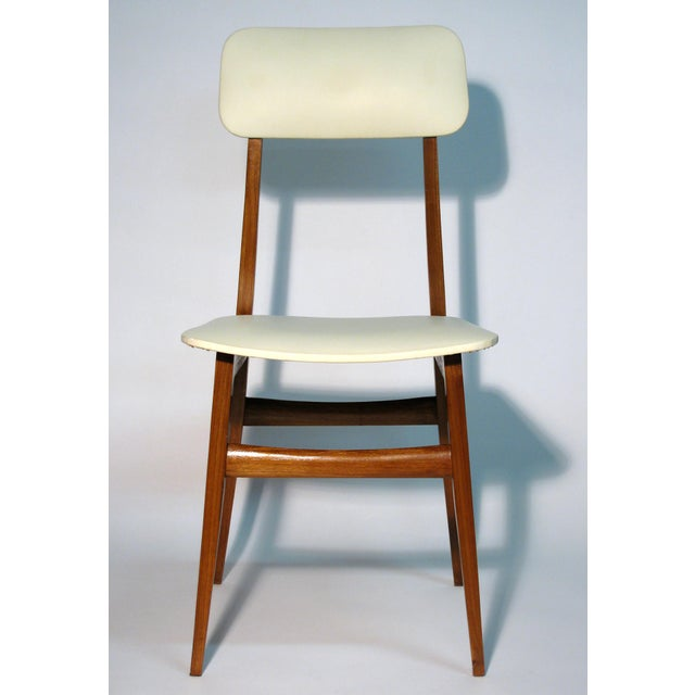 Gio Ponti Italian Modernist Chair For Sale - Image 4 of 10