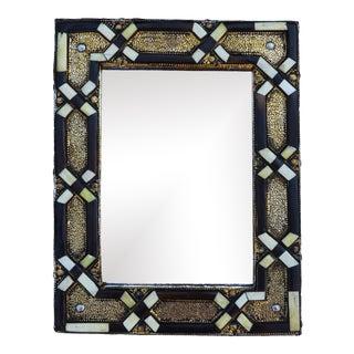 Handmade Moroccan Mirror For Sale