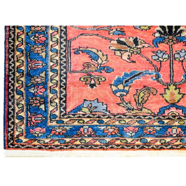 Early 20th Century Lilihan Rug For Sale - Image 4 of 7