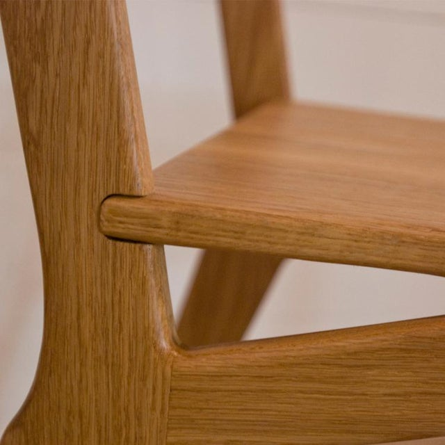 Contemporary Irving Chair For Sale - Image 3 of 4
