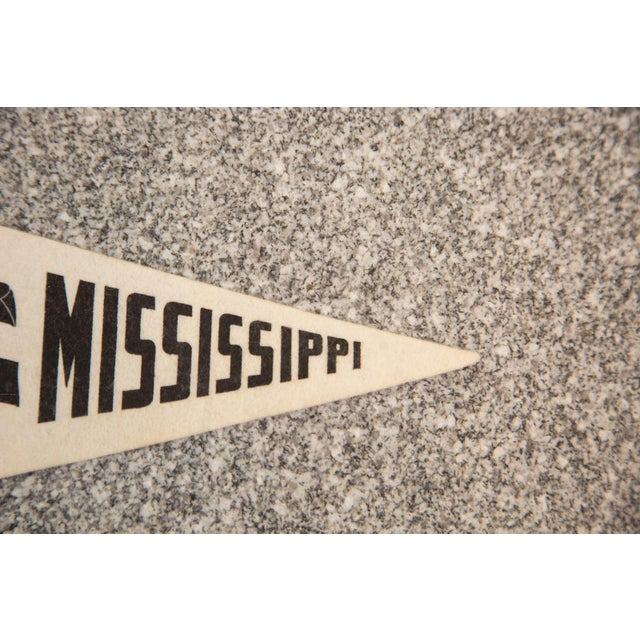 Mississippi State Felt Flag - Image 3 of 3