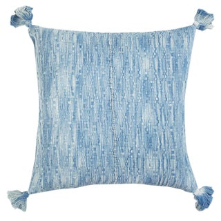 "Antigua Ocean Tie Dye Pillow 20"" X 20"""