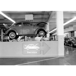 Carlson VW Photograph by Gerald Ratto, Circa 1970 For Sale