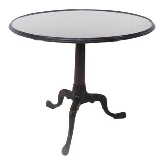 Saybolt & Cleland Queen Anne Mahogany Table