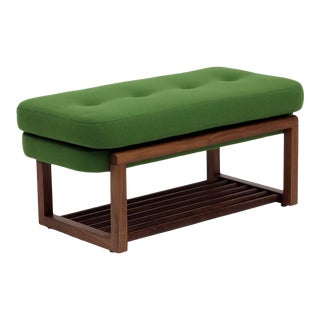 """Melinda Bench 42"""" With Shelf For Sale"""