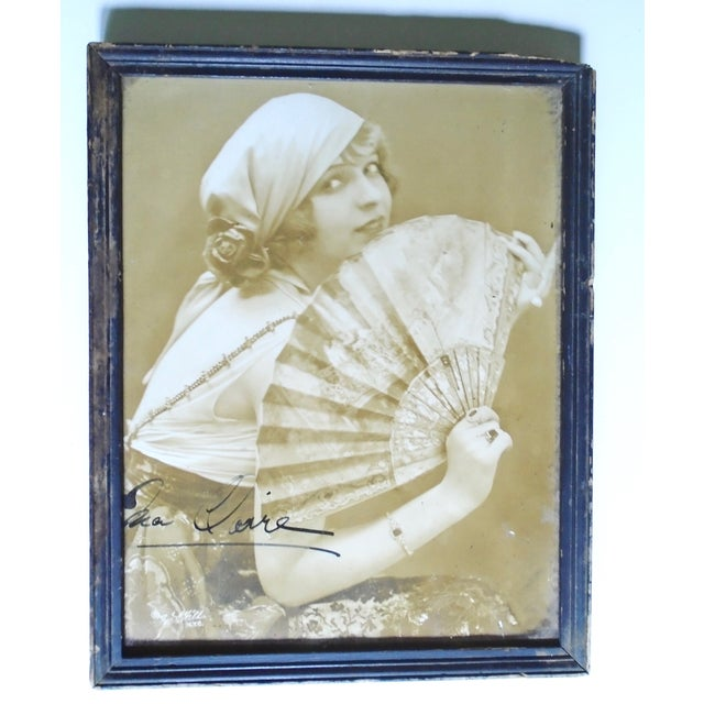 1920s Ina Claire Autographed Photo - Image 2 of 3