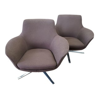 1990s Vintage Coalesse Chairs- A Pair For Sale
