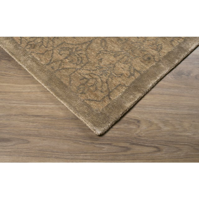 Stark Studio Rugs Contemporary New Oriental Rug - 12 x 15, 60% Wool 40% Bamboo Silk To care for your rug, it's best to...