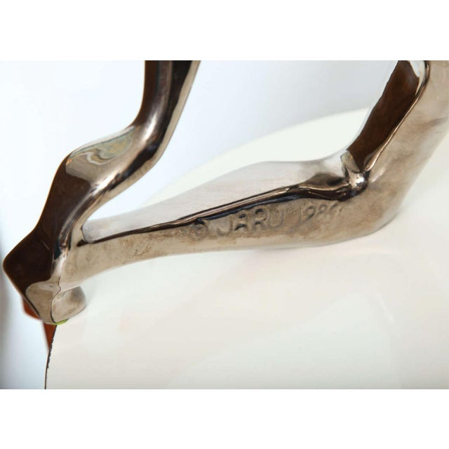 Jaru Kneeling Female Figure For Sale - Image 9 of 9