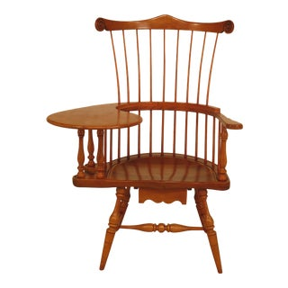 Frederick Duckloe Fan Back Windsor Desk Chair