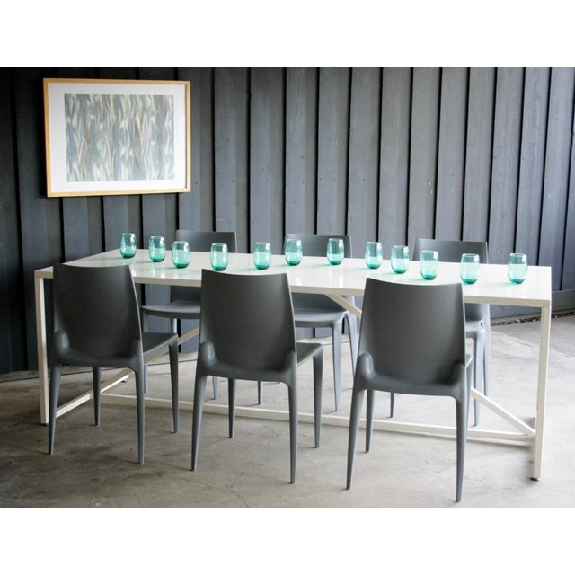 """Bellini"" Chairs by Mario Bellini for Heller, Set of 6 For Sale - Image 12 of 13"