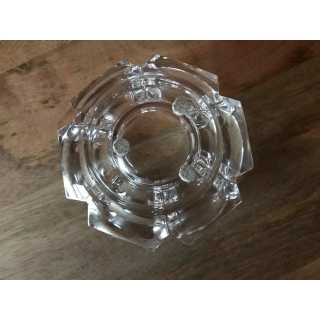 Orrefors Crystal Corona Decorative Bowl For Sale In Denver - Image 6 of 7