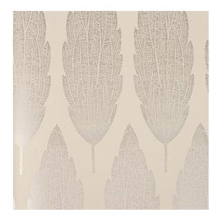 Nina Campbell Wallpaper Cypres in Beige