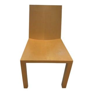 Dakota Jackson Armless Library Chair For Sale