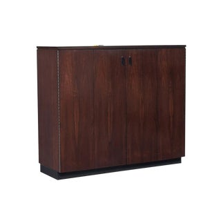 1970s USA Harvey Probber Rosewood Cabinet For Sale