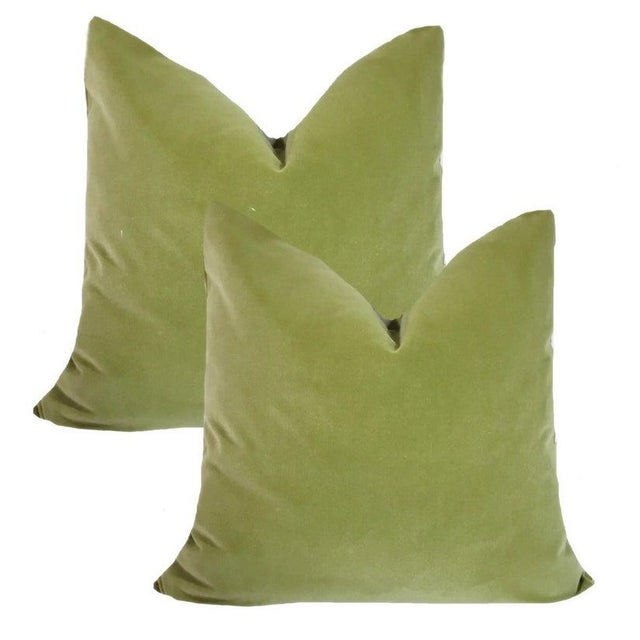 You will love to sit back and get cozy with a pillow made of this soft and comfy Robert Allen fabric! Pistachio is a soft...