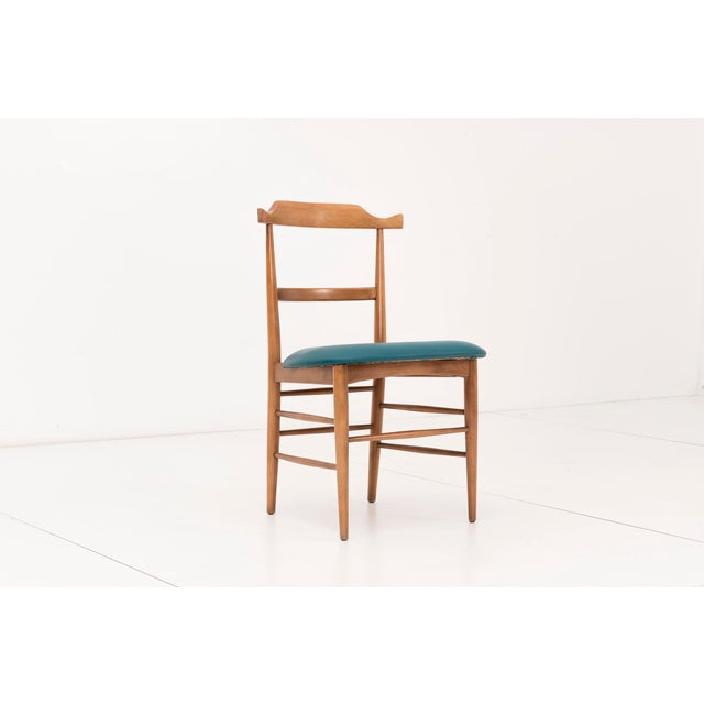 Mid-Century Modern Set of Ten Milo Baughman Dining Chairs For Sale - Image 3 of 8
